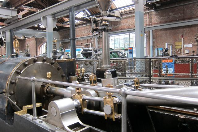 Manchester Museum of Science and Industry - MOSI
