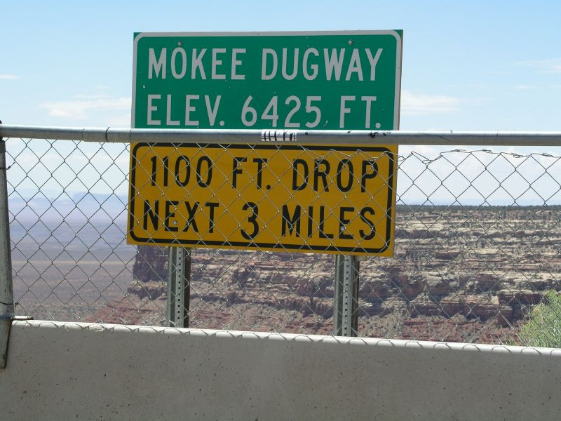 Mokee Dugway